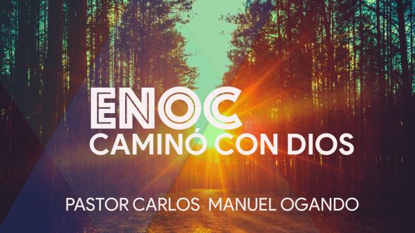 Enoc Caminó con Dios #2 - Un Corazón Peregrino Image