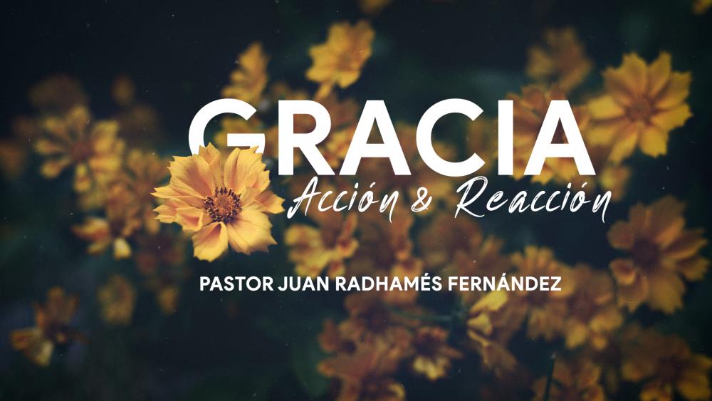 Gracia: Acción Y Reacción Image