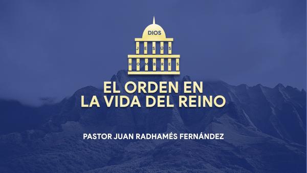 El Orden en la Vida del Reino #18 - Restaurando el Altar #4 Image