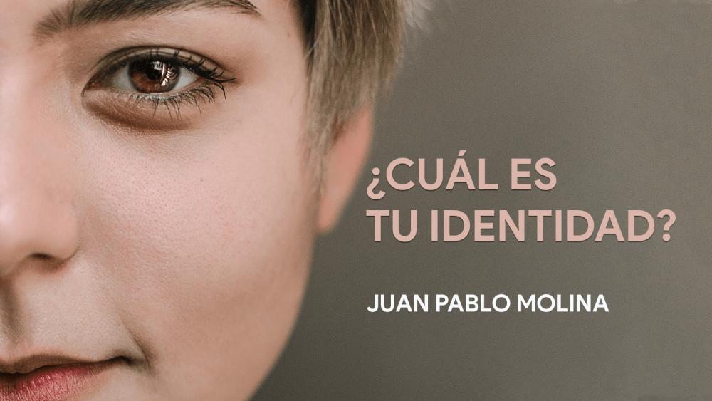 ¿Cuál es tu identidad? Image
