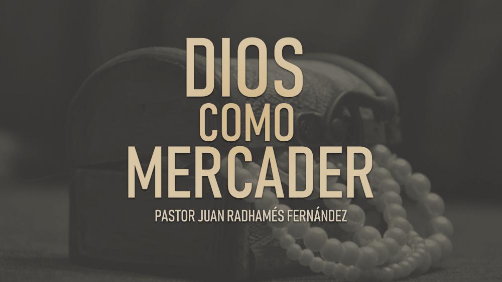 Dios como Mercader Image